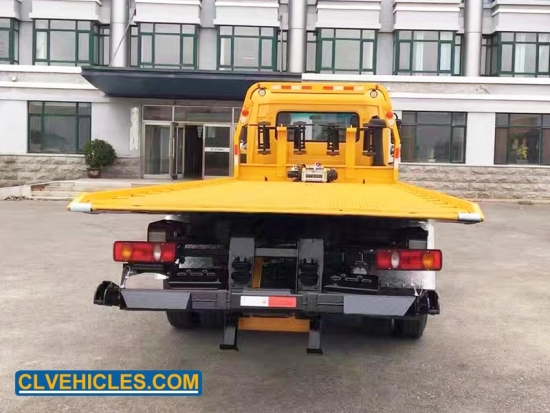 deck rollback tow truck
